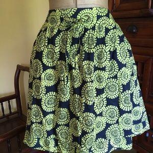 Flirty, fun Merona cotton summer skirt!